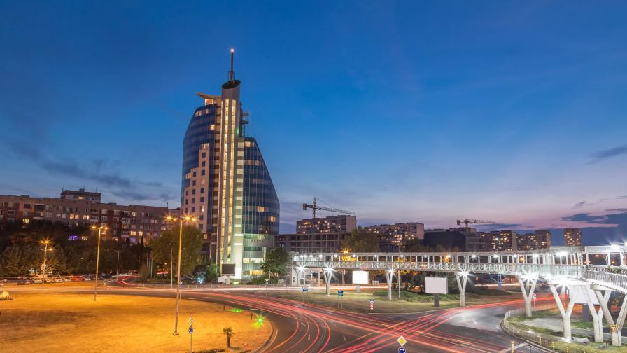 Бургас - обявен за най-добър град за живеене в България