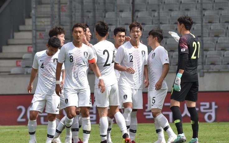 Република Корея с равенство в предпоследната си контрола  преди Мондиал 2018