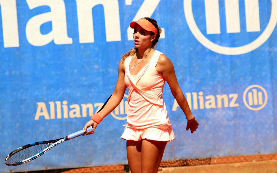Томова отпадна на четвъртфинал в Унгария