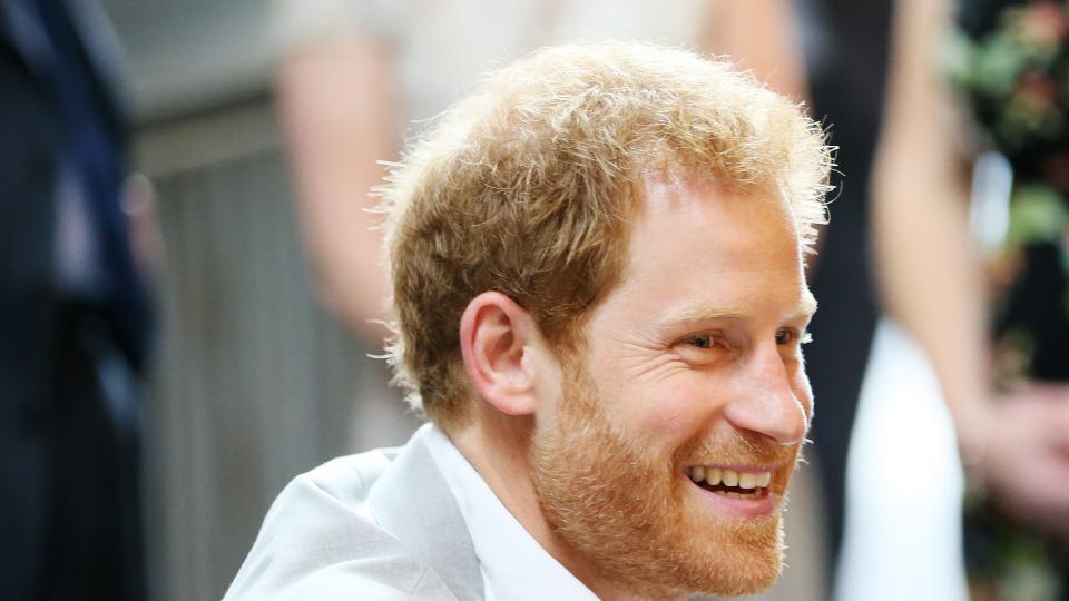Принц Хари халка пръстен