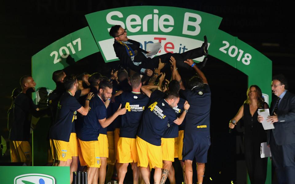 Разследват промоцията на Парма в Серия А