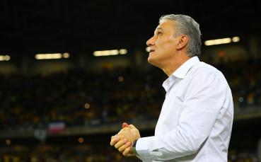 Треньорът на Бразилия: Не искам да виня съдията за хикса