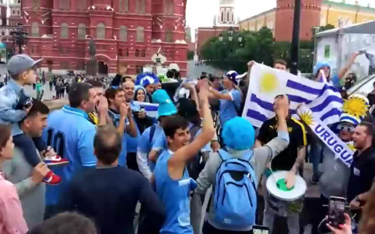 Вълнението на феновете нараства в Москва