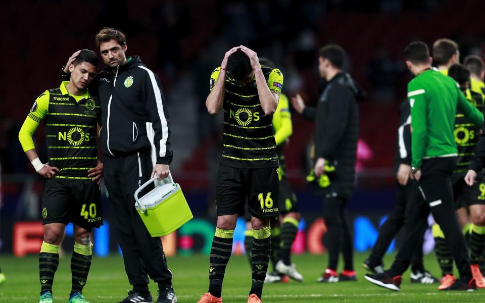 Отчаян ход от боса на Спортинг Лисабон