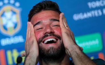 Рома отхвърли и втората оферта на Ливърпул за Алисон