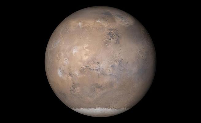 На Марс може да има