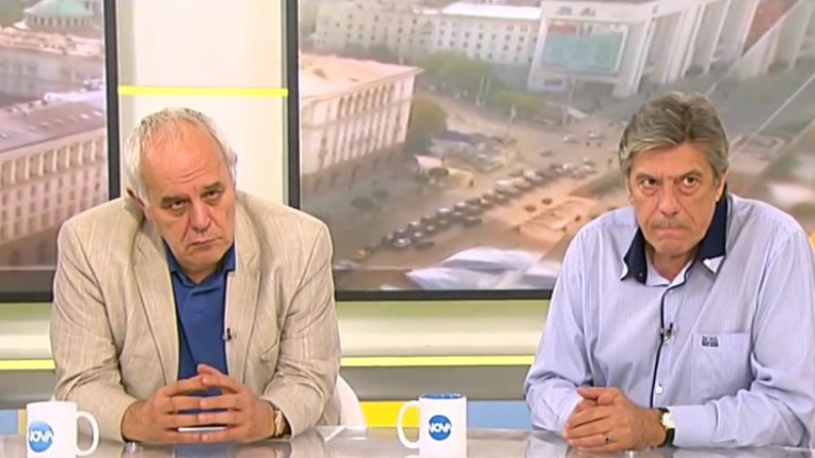 Андрей Райчев: Борисов е в ситуация пред буря