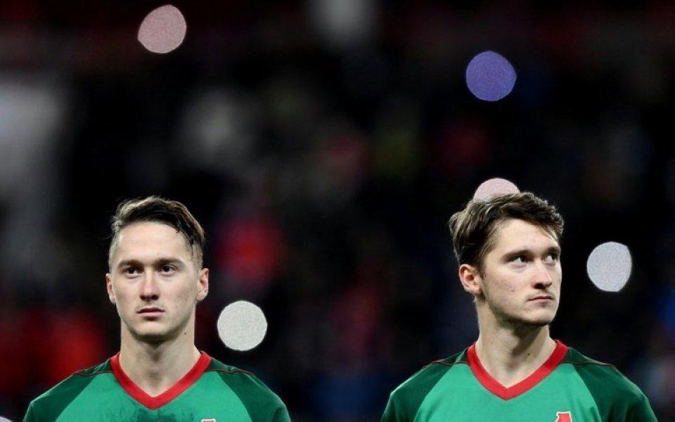 80 млн. евро струват футболистите на Локомотив Москва Алексей и