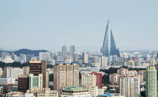 Уникалният разказ на един студент в Северна Корея