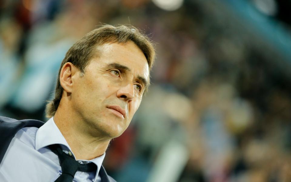 В крайна сметка Реал няма да плати нито цент за Лопетеги