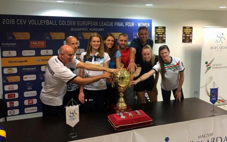 Волейболистките срещу Финландия, Петков иска титла