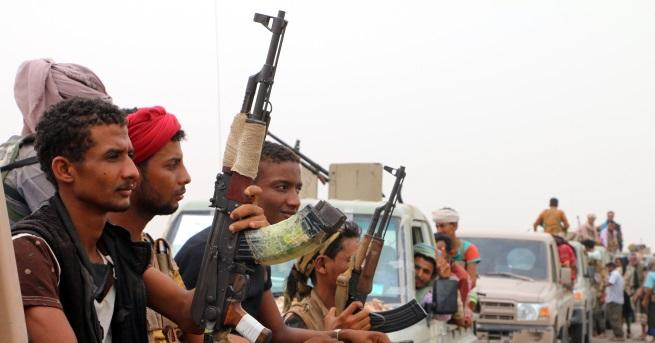 ВЙемен се води една от най-важните битки в района на