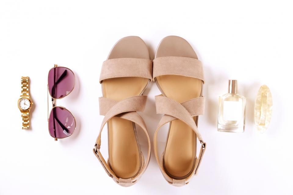 мода тенденции обувки