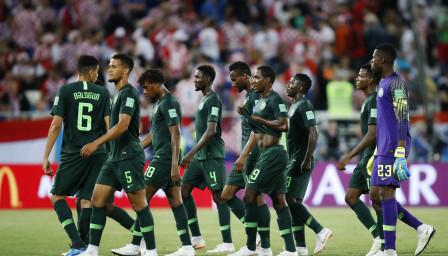 Нигерия ще търси поне точка от Исландия