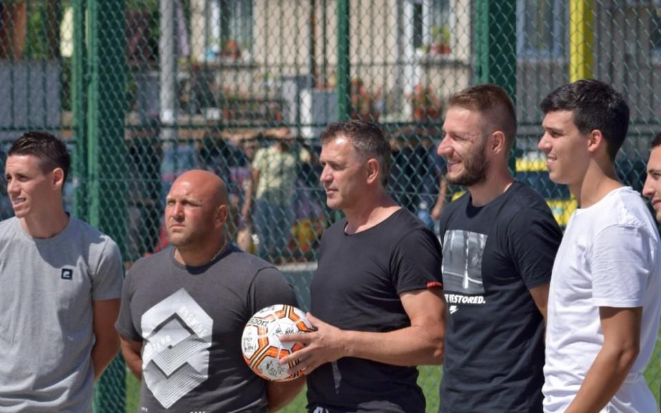 Локомотив Пловдив се включва в благотворителна кауза