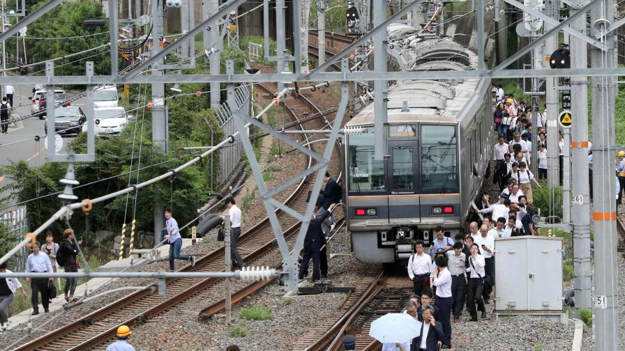 Силно земетресение удари Япония, жертви