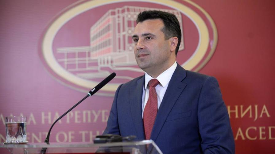 Заев от Брюксел: Радвайте се! От Гърция: Няма да станете член на НАТО