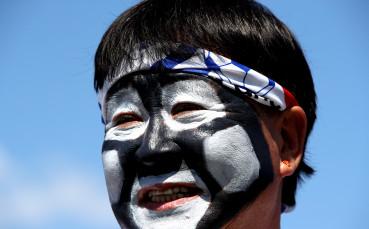 На живо с Gong.bg: Две кръгли нули на почивката на Швеция - Република Корея