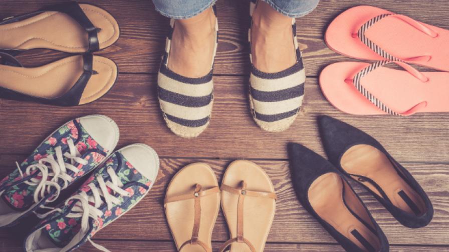 Обувките, които всяка жена трябва да има това лято