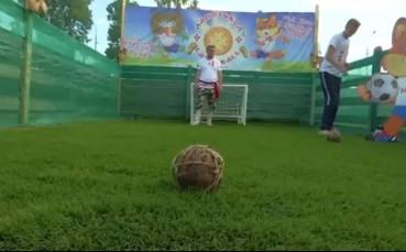 Как се играе футбол по мордовски?
