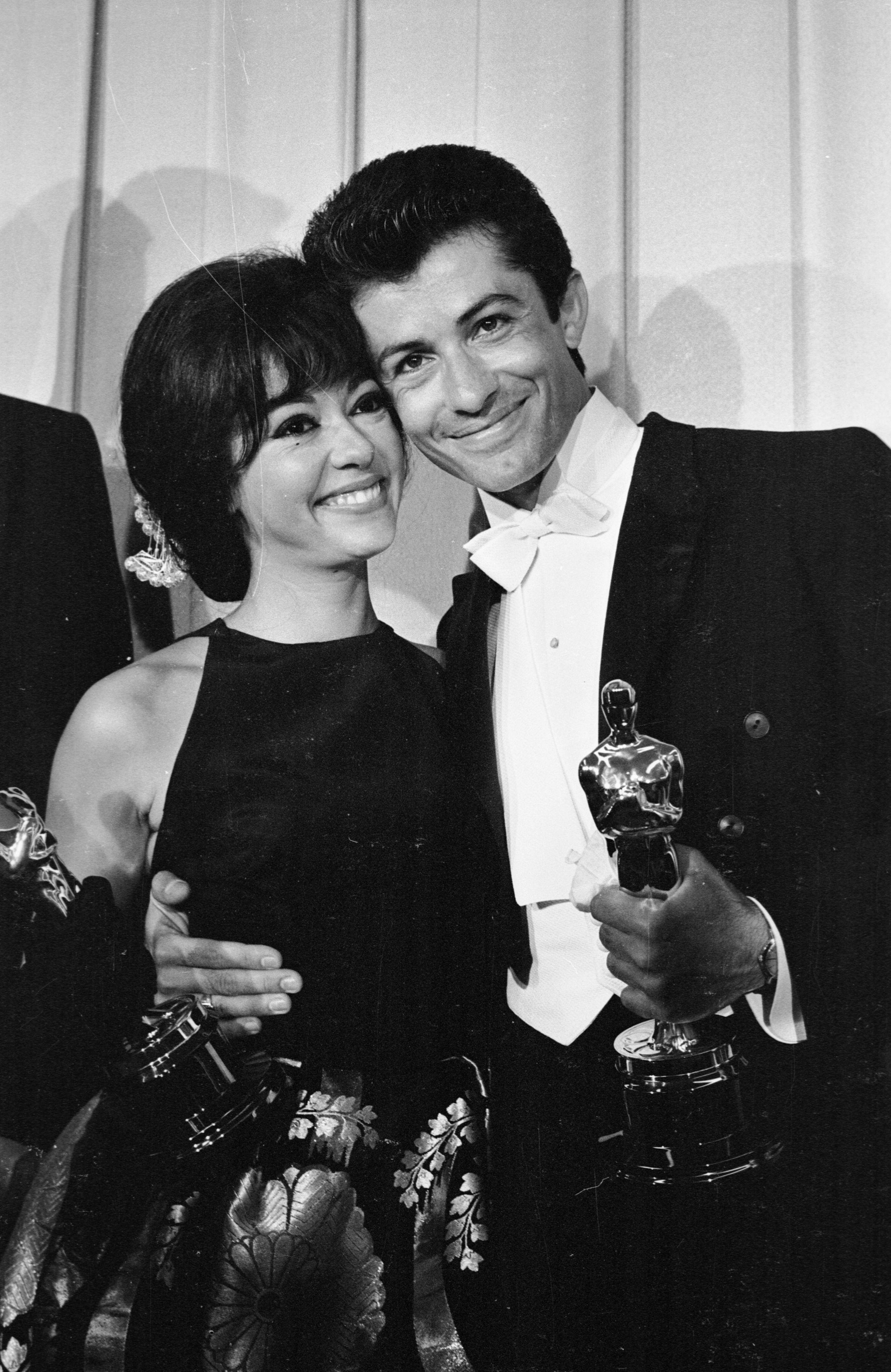 """Рита Морено облече тази рокля за първи път на наградите """"Оскар"""" през далечната 1962 г."""