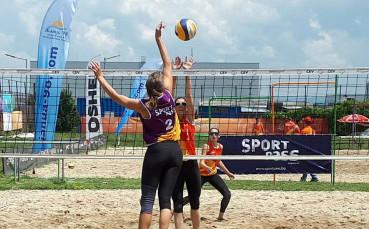 Бонжолов и Славков взеха първия турнир от Beach Volley Mania 2018