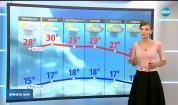 Прогноза за времето (19.06.2018 - обедна емисия)