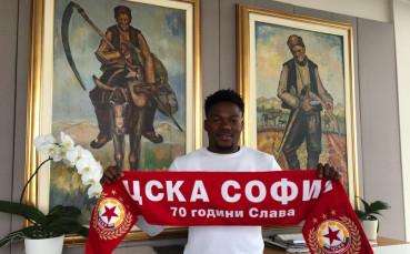 Във Франция съсипаха ново попълнение на ЦСКА
