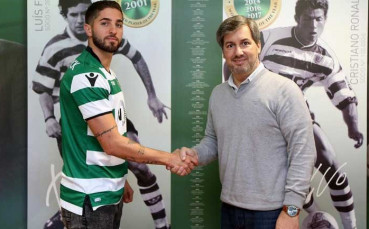 Дунав продаде свой футболист на Спортинг Лисабон