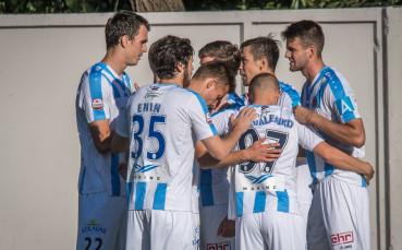 Съперникът на ЦСКА - нов отбор, създаден след сливане на два други