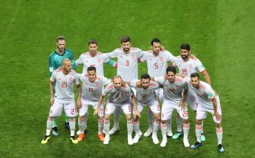 Испания няма да може да тренира на стадиона в Калининград