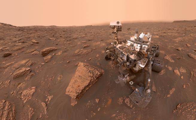 Унищожила ли е неволно НАСА данни за живот на Марс