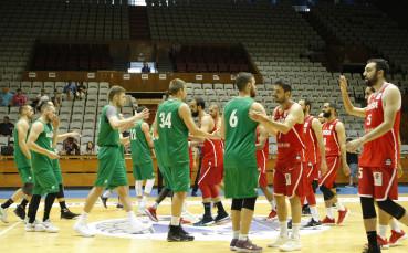 България победи шампиона на Африка с 20 точки в контрола