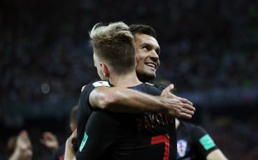 Герой за хърватите: Имаме по-добър отбор в сравнение с 1998-а