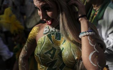 Бразилка по парфюм поздрави