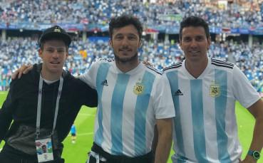 Мъри се шегува брутално с аржентински тенисисти след краха на Меси и ко