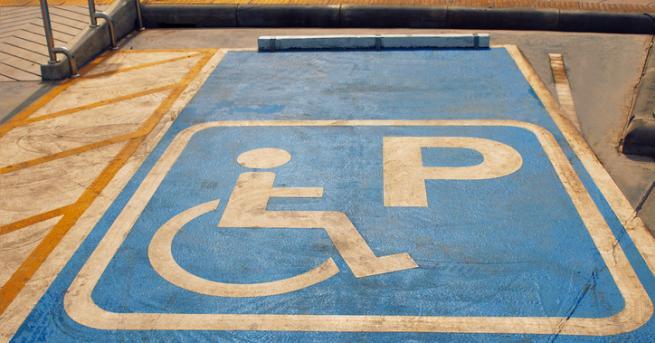 Спор за паркомясто за хора с увреждания предизвика вълна от