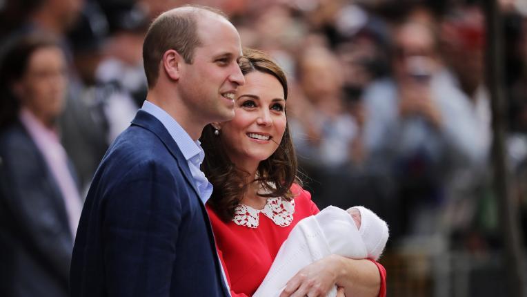 Кого ще изберат Кейт и Уилям за кръстник на Луи? Ето ги претендентите!