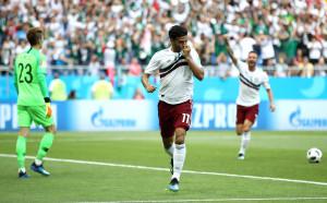 Мексико направи огромна крачка към 1/8-финалите