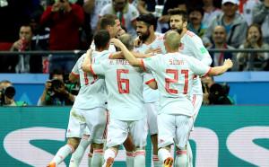 Следете с Gong.bg: Испания срещу Мароко
