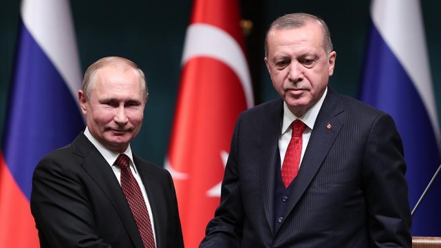 Кой поздрави Ердоган за категоричната победа