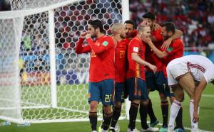 Следете с Gong.bg: Испания и Мароко си размениха по един гол