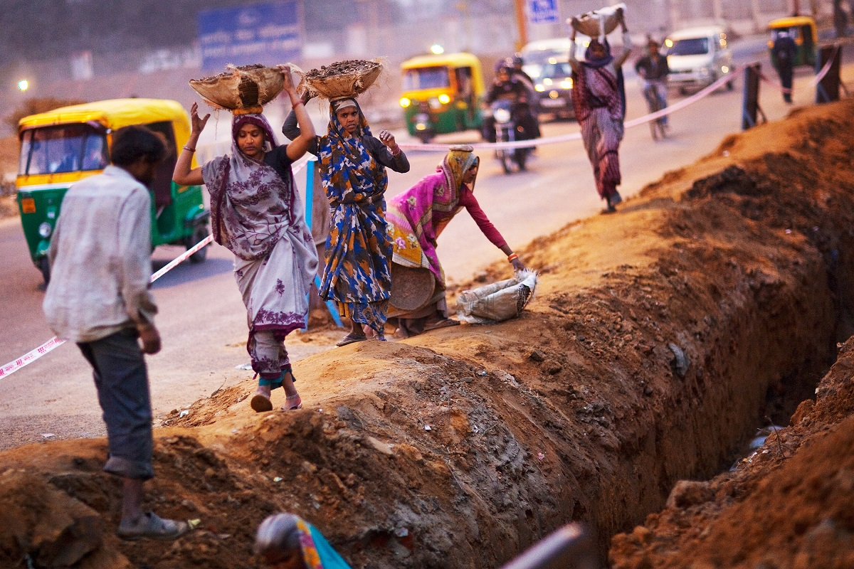 10-те държави, в които е най-опасно да си жена - № 1 - Индия