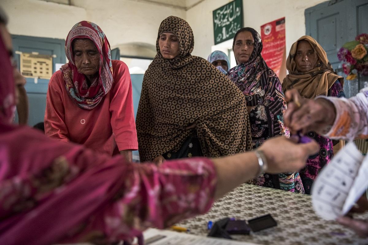 10-те държави, в които е най-опасно да си жена - № 6 - Пакистан