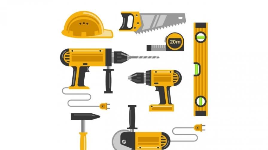 Да наемем или да закупим строителна и ремонтна техника