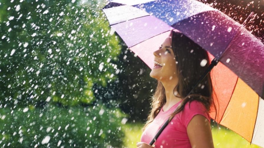 7 неща, които да правим в дъждовен ден (СНИМКИ)