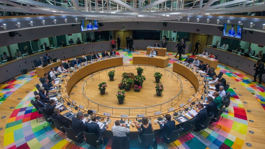 Заседание на Европейския съвет