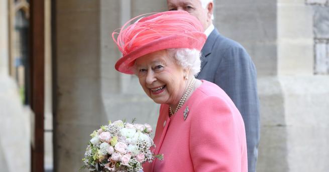 Повечето от нас си мислят, че кралицата и нейната свита