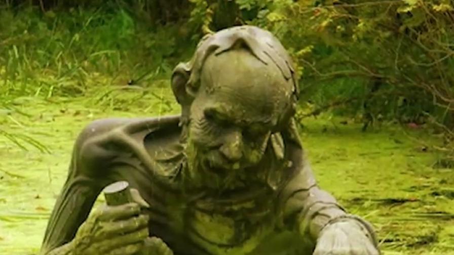 Най-ужасяващите статуи по света
