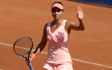 Томова отпадна в първия кръг в Москва